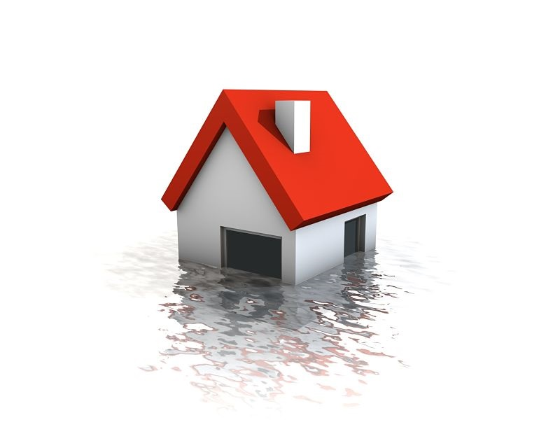 Hypotheek en huis onder water